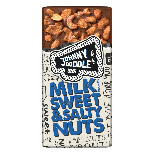 Milk Sweet & Salty Nuts
