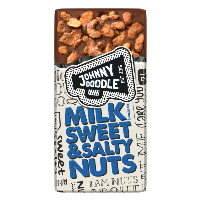 Sweet & Salty Nuts